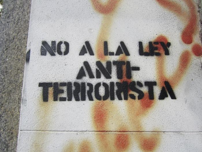 ley anti-terrorista